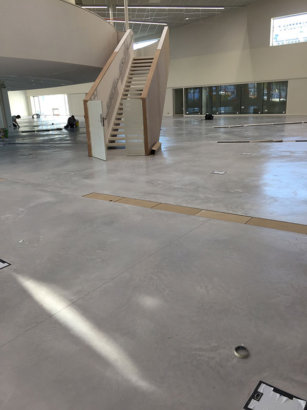 chape beton interieur with chape beton interieur good
