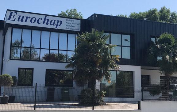 Dalle béton Eurochap : les conseils d'un professionnel, la Qualité du Service !