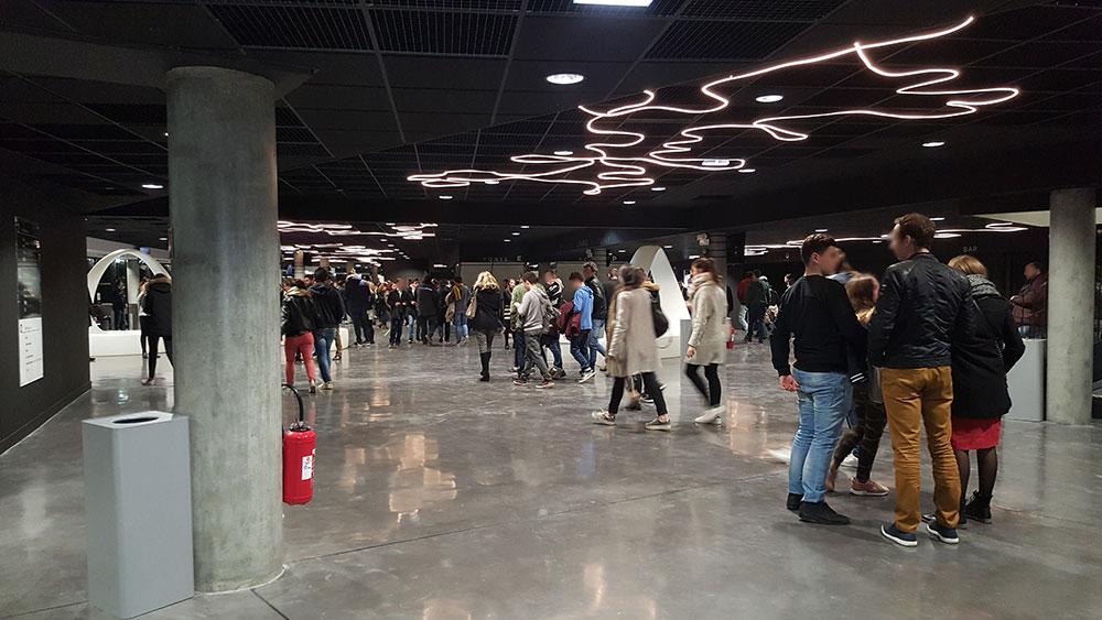 beton arena floirac