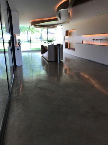 beton cire tendance gironde
