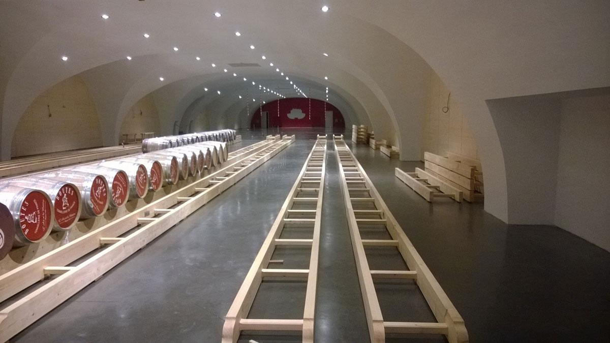 dallages industriels chateaux aquitaine