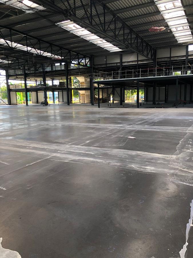 dallage stockage industriel 33
