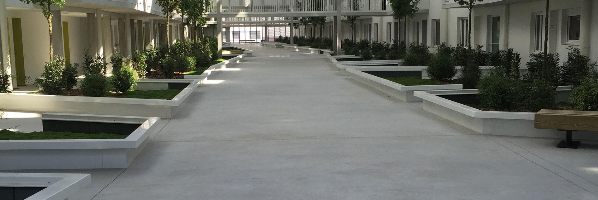 eurochap dalles beton gironde
