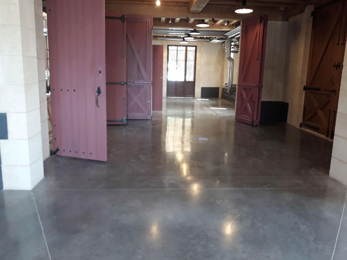 professionnel beton cire